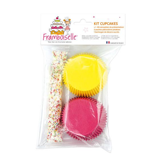 Kit cupcakes