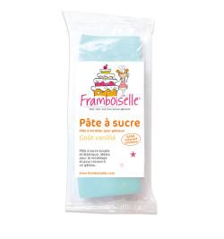Sachet pâte à sucre bleu clair 250 g