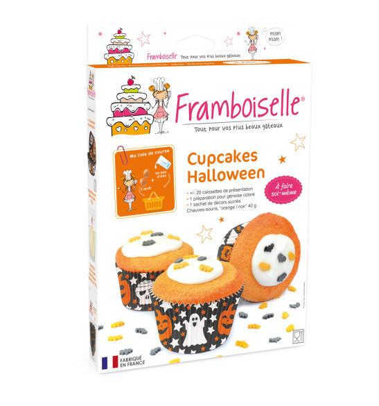 Kit cupcakes d'Halloween