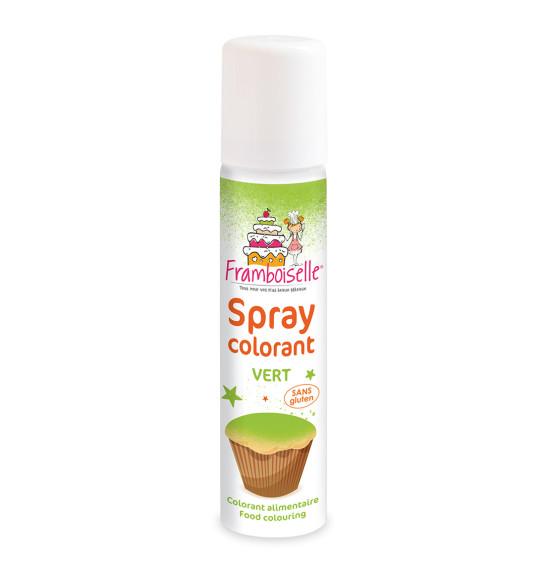 Spray colorant vert 75 ml