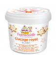 Pot mix glaçage royal blanc 190g