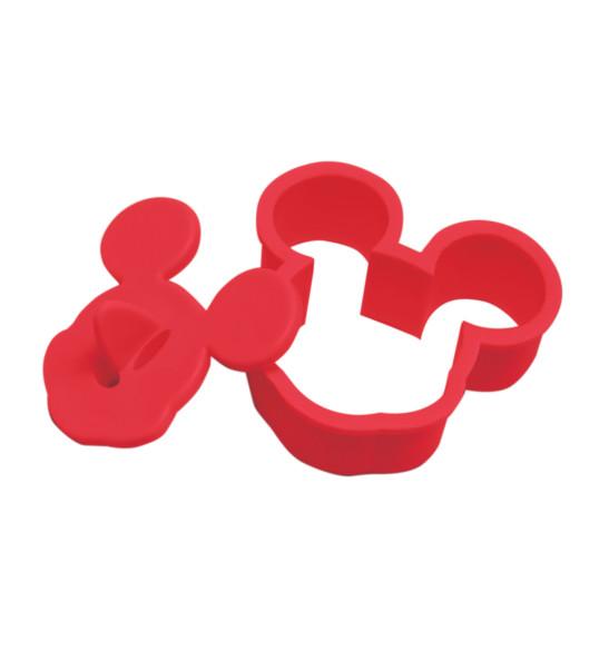 2 découpoirs embosseurs Mickey & Minnie