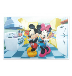 Rectangle azyme Mickey &...