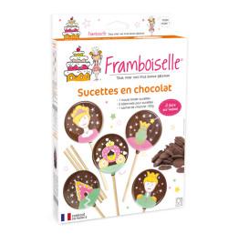 Kit Mes sucettes en chocolat