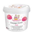 Pot mix glaçage miroir rose 220g