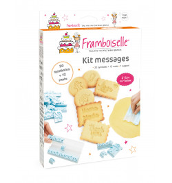 Kit messages réf.FRA9754